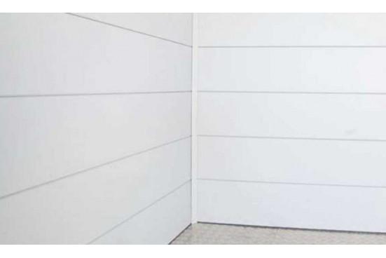 Paroi intérieure pour abri métal Eléganto 2724 Lounge DD