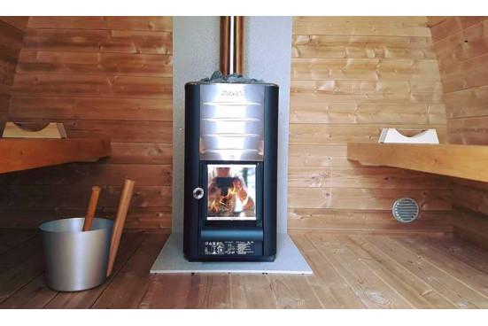 Sauna abri de jardin Pod 300 d'extérieur - 2 à 4 personnes