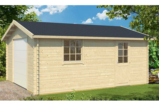 Garage GRENOBLE 44mm - 23,8m² intérieur