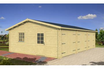 Garage MONTAUBAN 44mm - 48.9m² intérieur