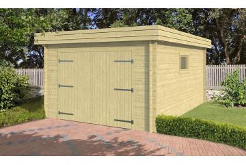 Garage NANTERRE 34mm - 15,3m² intérieur