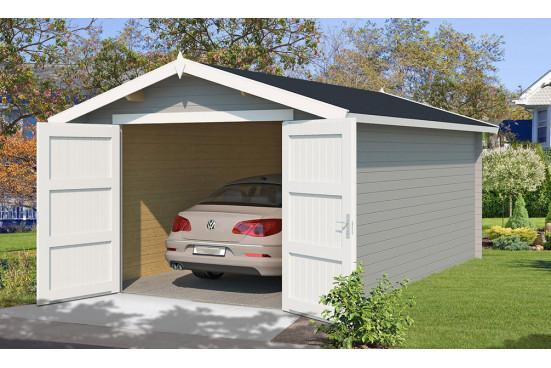 Garage MAURITIUS 28mm - 16.36m² intérieur