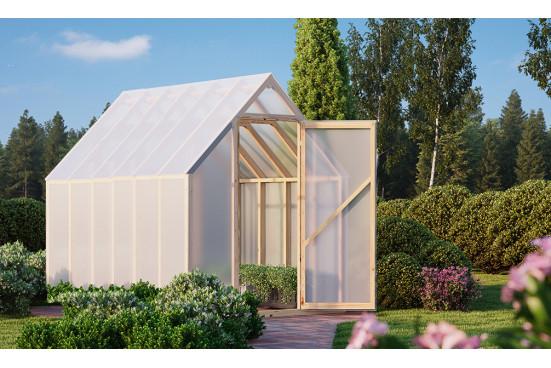 Serre de jardin Greenhouse 6.5 - surface intérieure 5.9m²