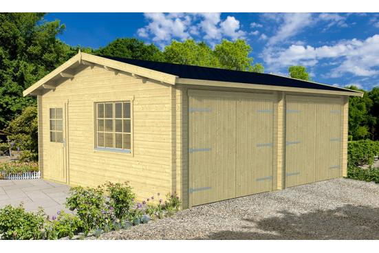 Garage FREJUS 44mm - 28,4m² intérieur